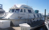 1973 Carri Craft 45ft Port Side