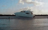 65 Ft Carri Craft Beached