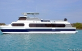 Custom Carri Craft 56 Port Side View