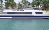 Custom Carri Craft 56 Starboard Side View